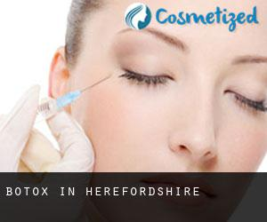 Botox in Herefordshire