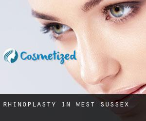 Rhinoplasty in West Sussex