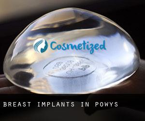 Breast Implants in Powys