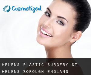 Helens plastic surgery (St. Helens (Borough), England)
